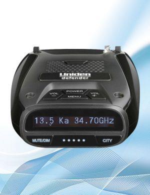 Uniden DFR6 NZ Radar Detector