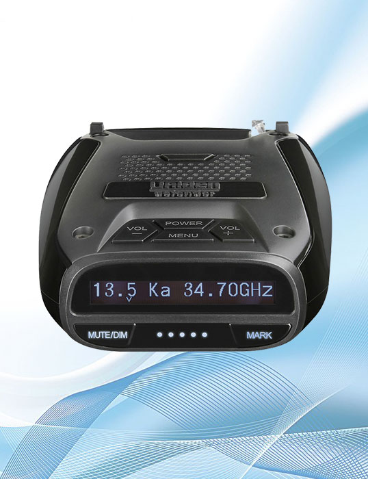 Uniden DFR7 NZ Radar Detector