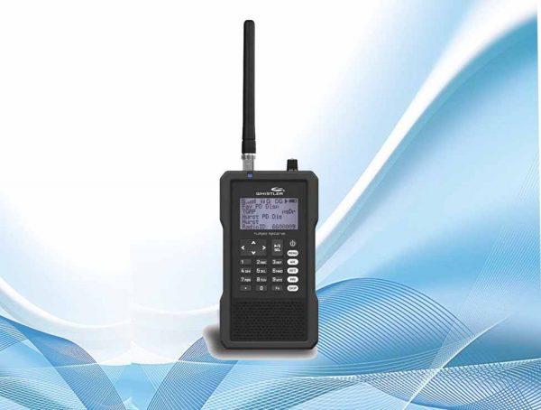 Whistler Trx-1e Digital Handheld Scanner Radio