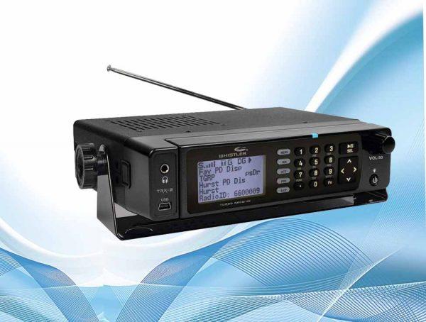 Whistler Trx-2e Digital Handheld Scanner Radio
