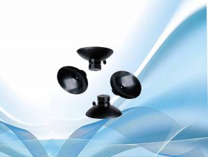 Suction Cups Black for Radars