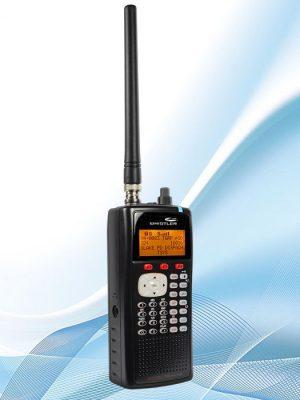 WHISTLER DIGITAL HANDHELD SCANNER RADIO WS1040